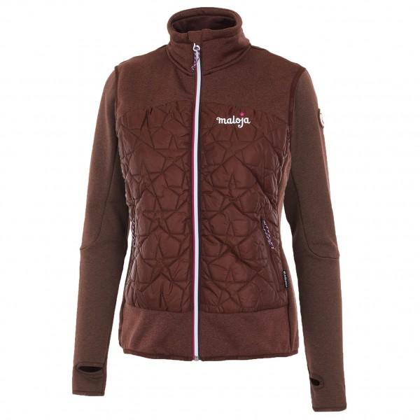 Maloja - Women's Anissam. Jacket - Fleece jacket