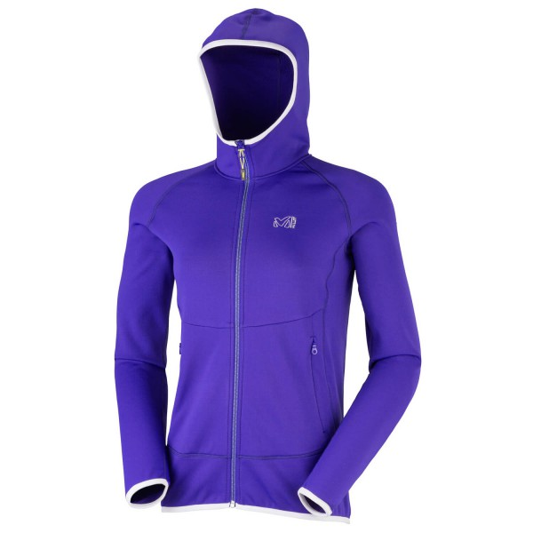 Millet - Women's Technostretch Hoodie - Fleecejack