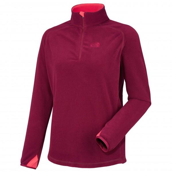 Millet - Women's Hakkoda Grid Pullover - Fleecepulloverit