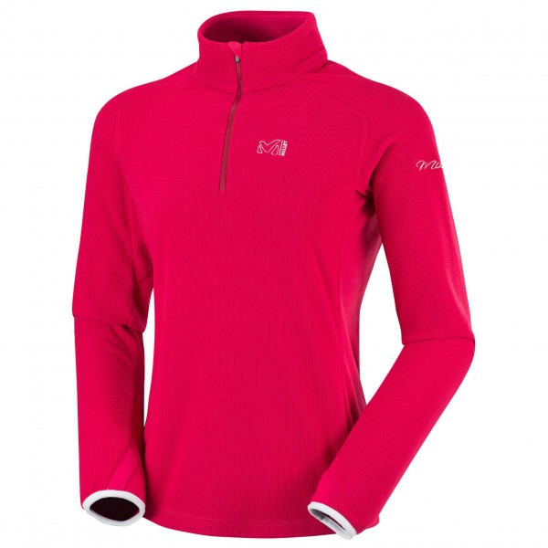 Millet - Women's Hakkoda Grid Pullover - Fleecepulloverit