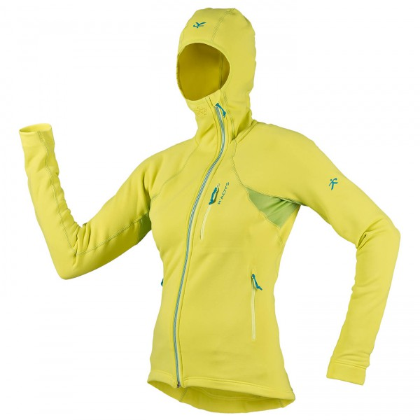 R'adys - Women's R7W Stretchfleece Hooded Jkt - Fleecejack