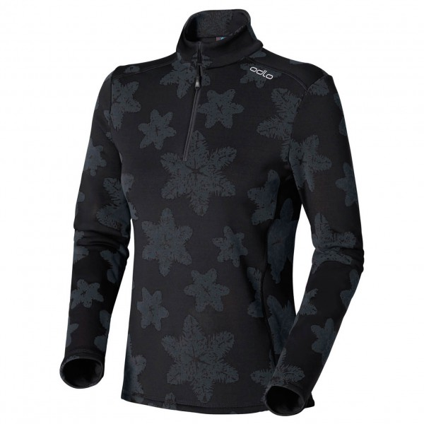 Odlo - Women's Midlayer 1/2 Zip Saas Fee - Fleece pullover