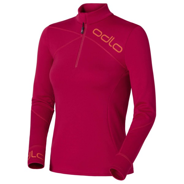 Odlo - Women's Midlayer 1/2 Zip Montana - Fleecetrui