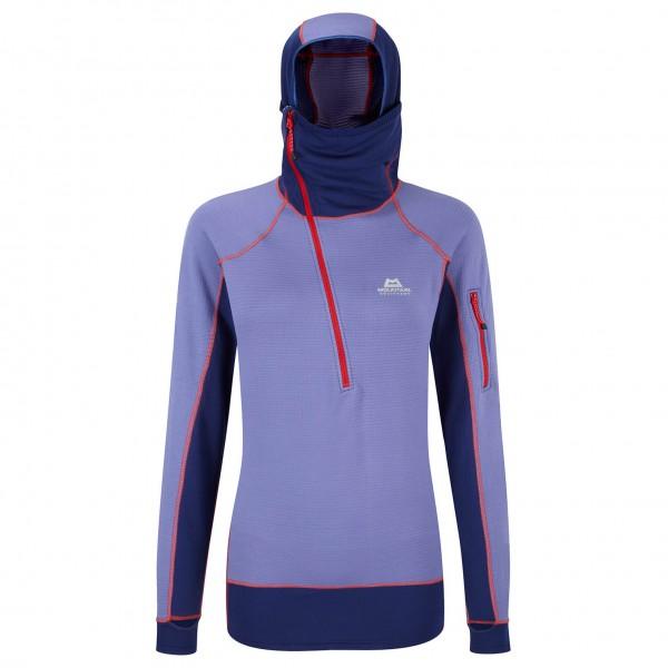 Mountain Equipment - Women's Hooded Eclipse Zip Tee
