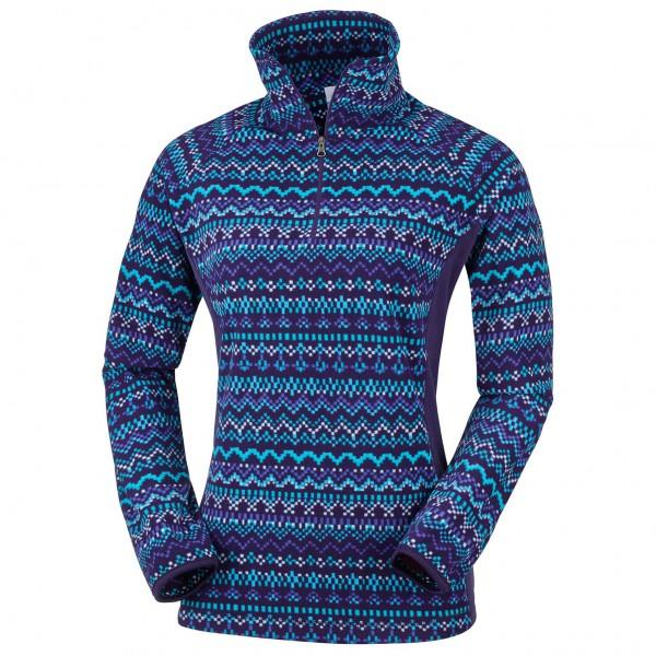 Columbia - Women's Glacial Fleece III Print 1/2 Zip - Fleecepulloverit