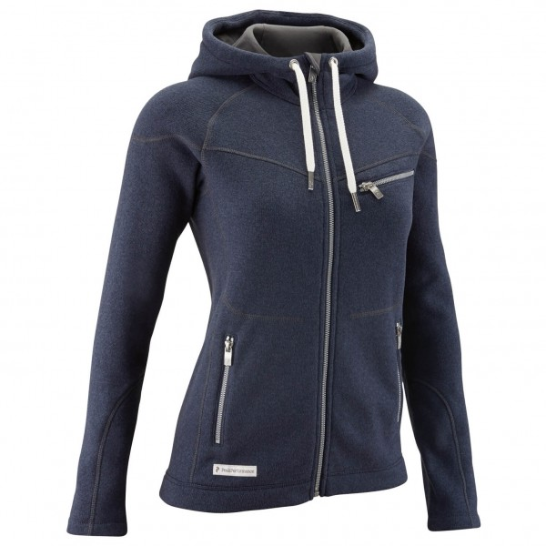 Peak Performance - Women's Wrangel Hood - Fleecejacke