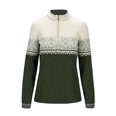 Dale of Norway - Women's St. Moritz - Merino sweater