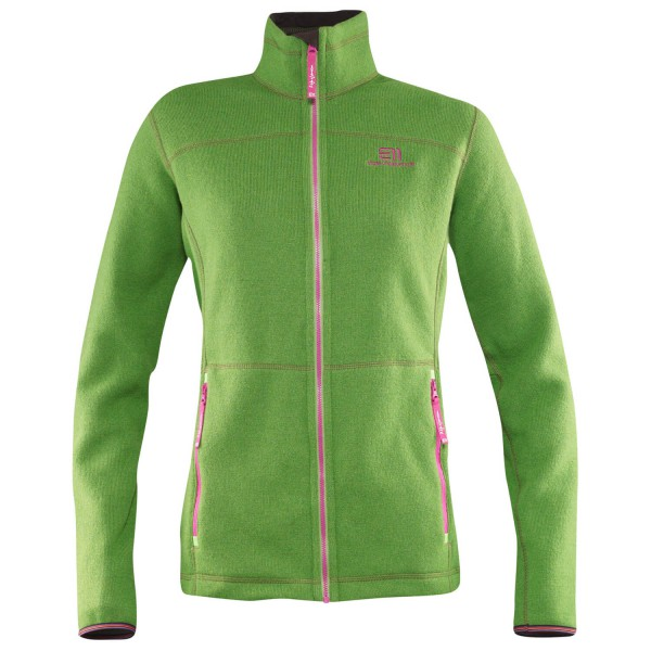 Elevenate - Women's Argentière Zip - Wolljacke