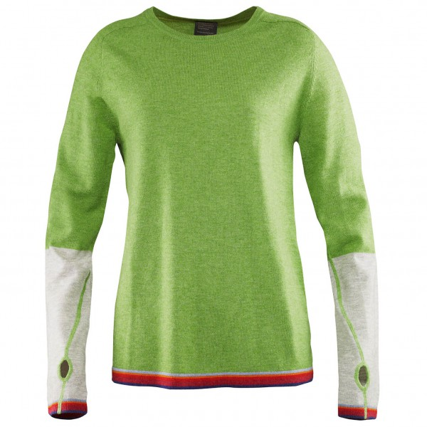 Elevenate - Women's Merino Knit - Merino trui