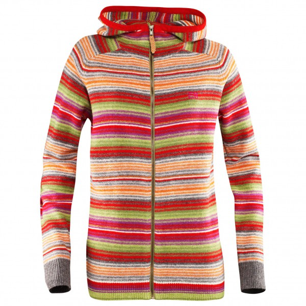 Elevenate - Women's Montagne Knit - Wool jacket