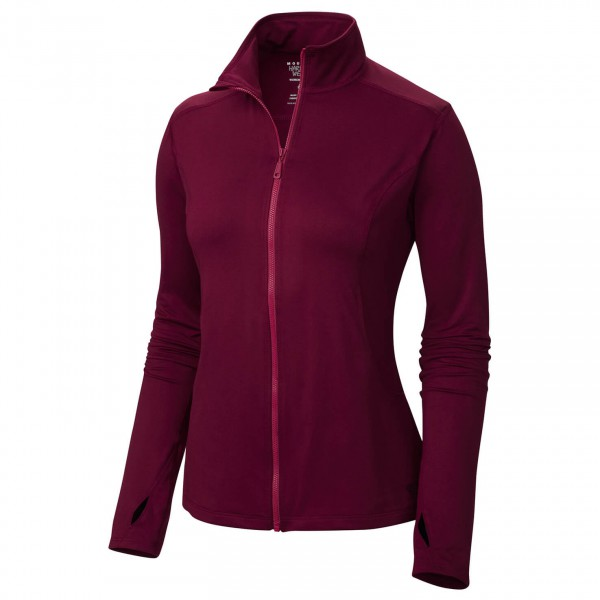 Mountain Hardwear - Women's Butter Full Zip Jacket
