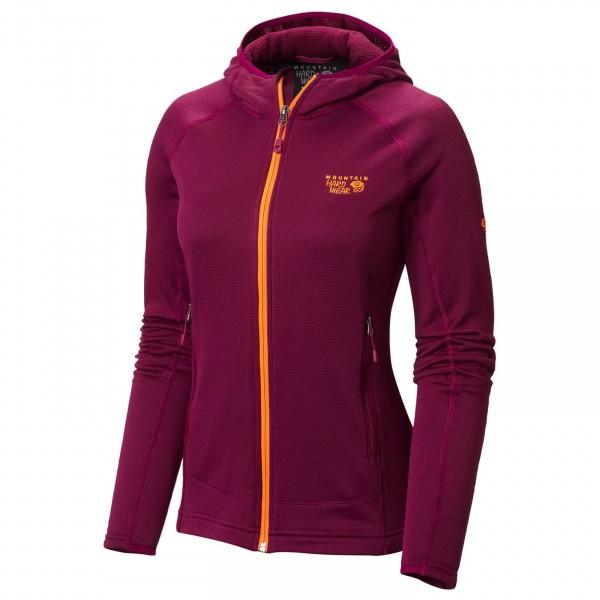 Mountain Hardwear - Women's Desna Grid Hooded Jacket