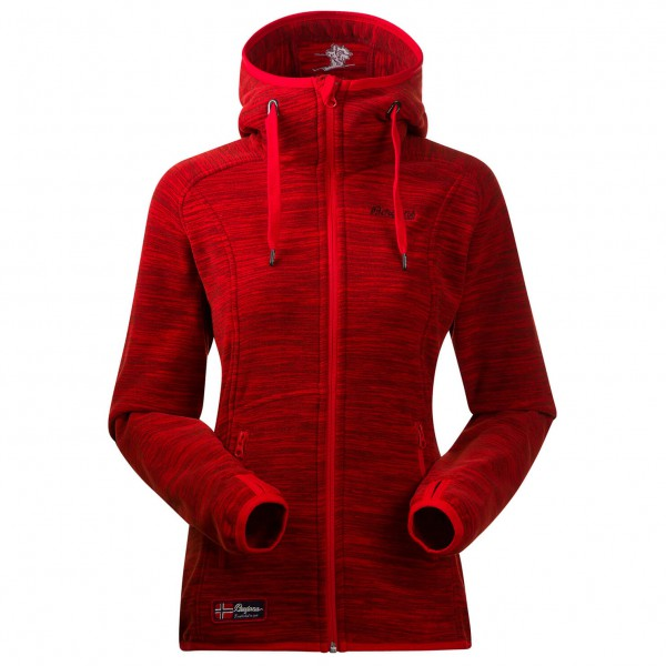 Bergans - Hareid Lady Jacket - Fleecejack