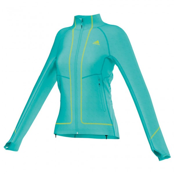 Adidas - Women's TS Pordoi Fleece Jacket - Fleecetakki