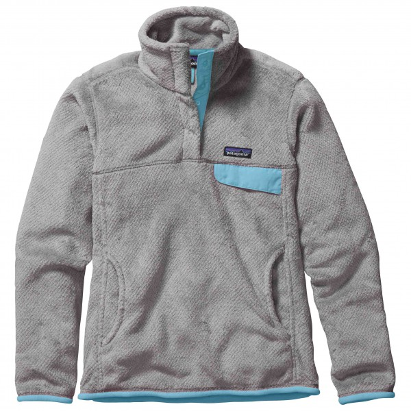 Patagonia - Women's Re-Tool Snap-T Pullover - Fleece jumpers