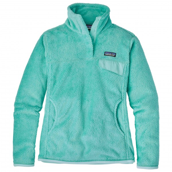 Patagonia - Women's Re-Tool Snap-T Pullover - Fleecetrui