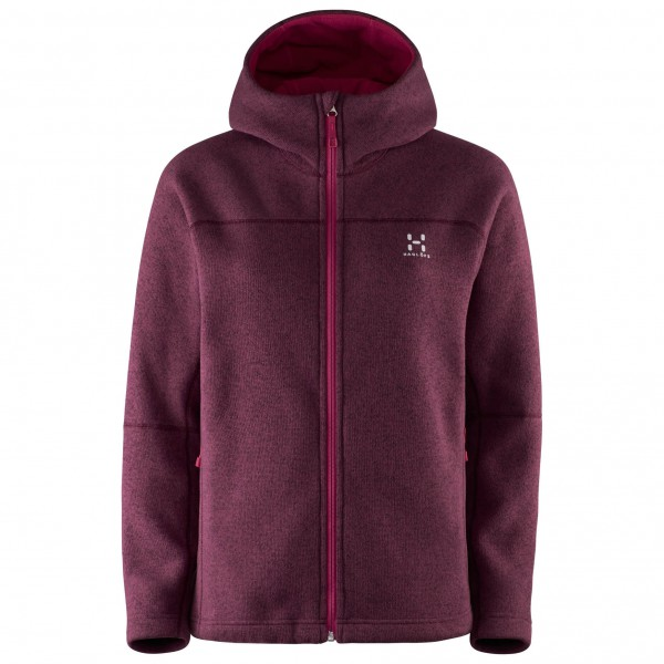 Haglöfs - Women's Swook Hood - Fleece jacket