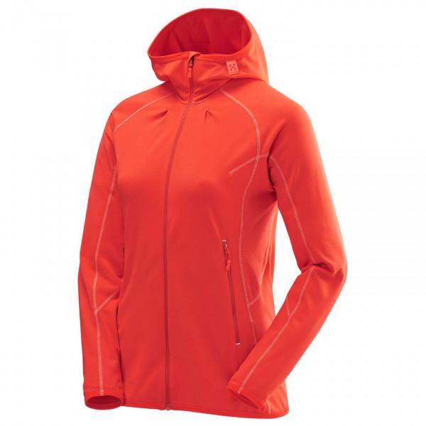 Haglöfs - Women's Limber Hood - Fleece jacket