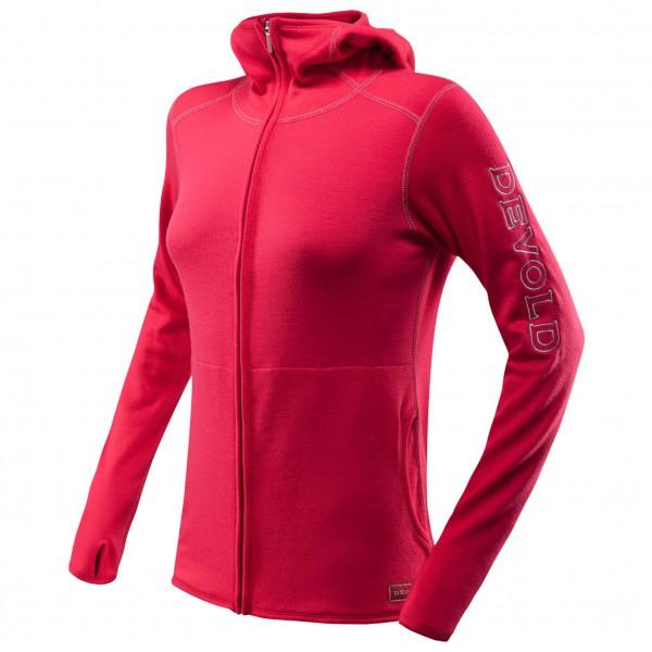Devold - Women's Optimum Jacket - Wolljacke