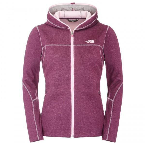 The North Face - Women's Andermatt FZ Hoodie - Fleece jacket