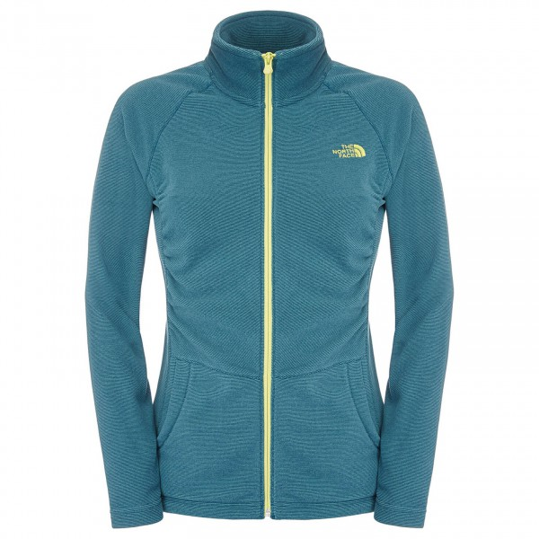 The North Face - Women's Mezzaluna Full Zip - Veste polaire