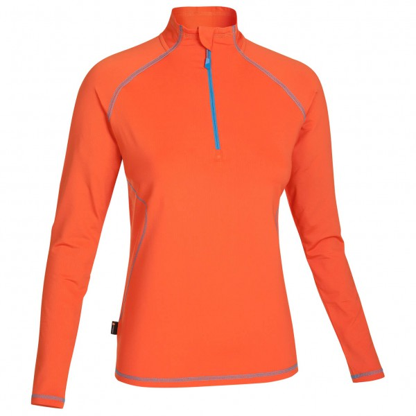 Salewa - Women's Cubic 3.0 PL L/S Tee - Pull-over polaire