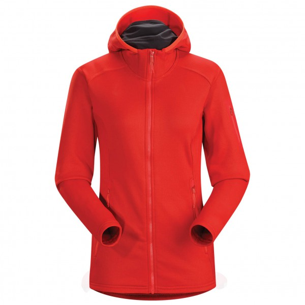 Arc'teryx - Women's Fortrez Hoody - Fleece jacket