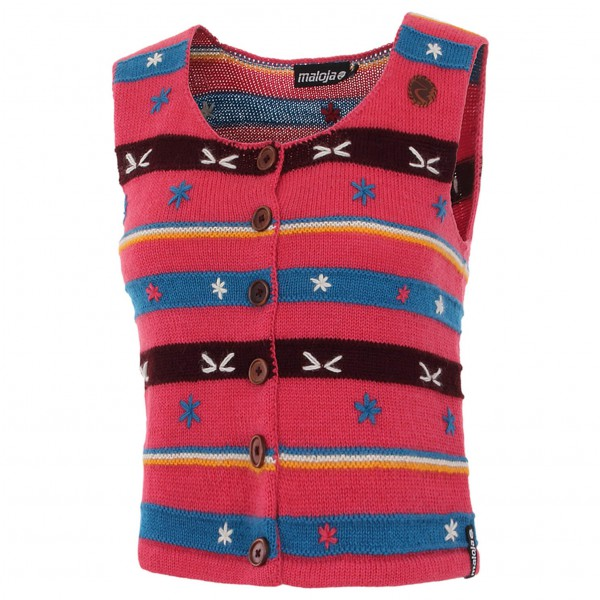 Maloja - Women's Veronicam. - Veste en laine sans manches