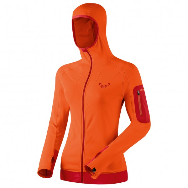 Dynafit - Women's Traverse Thermal Hoody - Fleecetakki