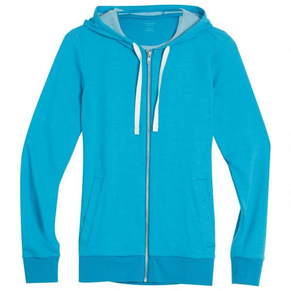 Icebreaker - Women's Allure LS Zip Hood - Wool jacket