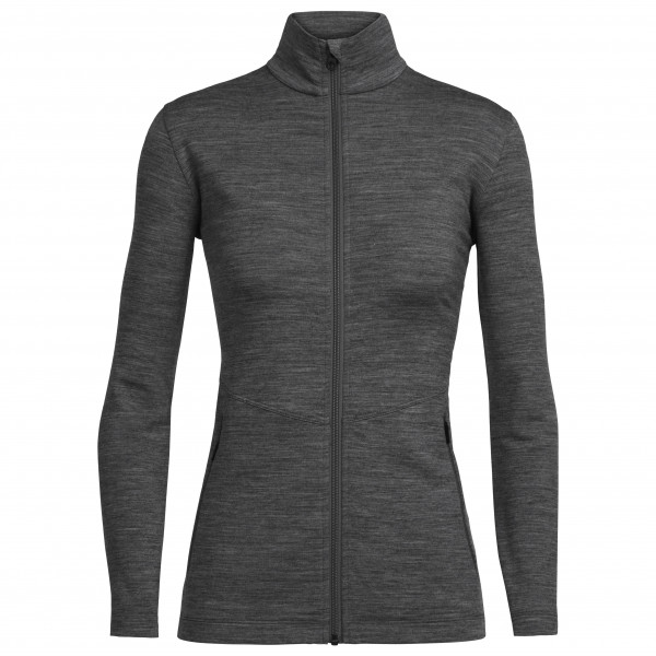 Icebreaker - Women's Victory LS Zip - Wool jacket