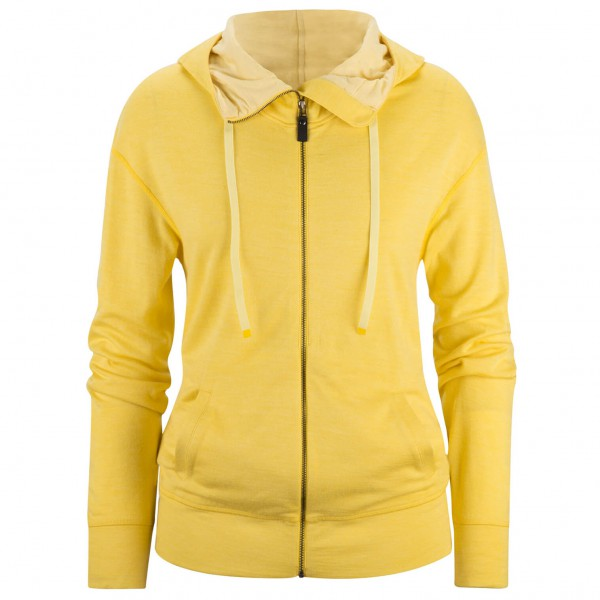 Black Diamond - Women's Castle Valley Hoody - Wolljacke