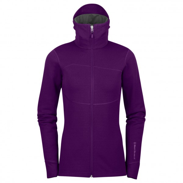 Black Diamond - Women's Coefficient Hoody - Fleecejack