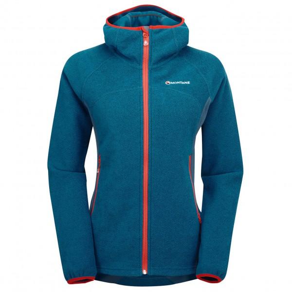 Montane - Women's Volt Hoodie - Fleece jacket
