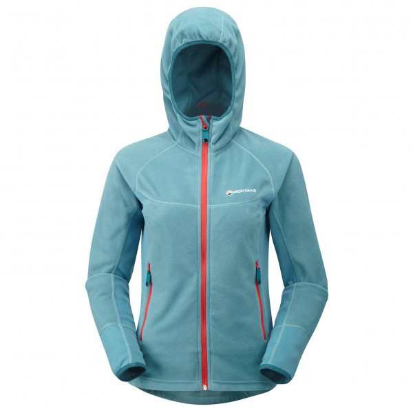 Montane - Women's Fury Jacket - Fleecejacke