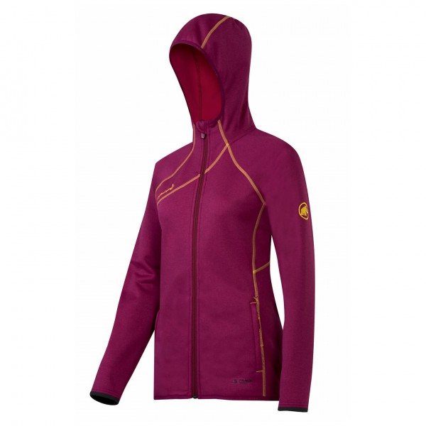 Mammut - Women's Get Away Hooded Jacket - Fleecejack