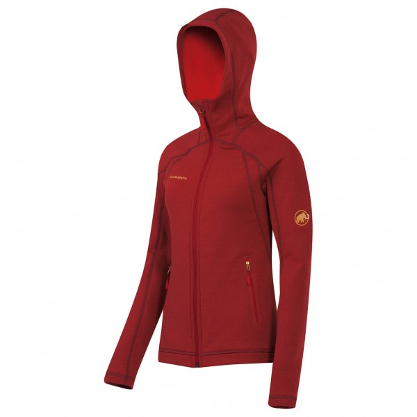 Mammut - Women's Hörnli Hut Jacket - Fleecejack