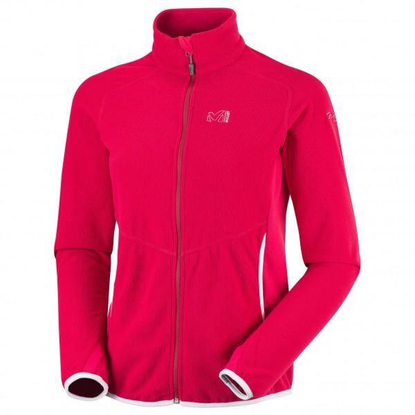 Millet - Women's LD Hakkoda Grid Jacket - Fleecetakki