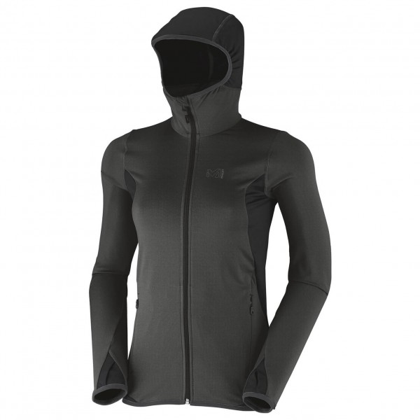 Millet - Women's LD Tech Light Hoodie - Fleecetakki