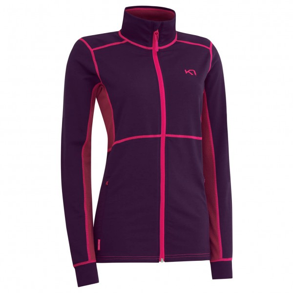 Kari Traa - Women's Svala Mid Layer - Fleecejack