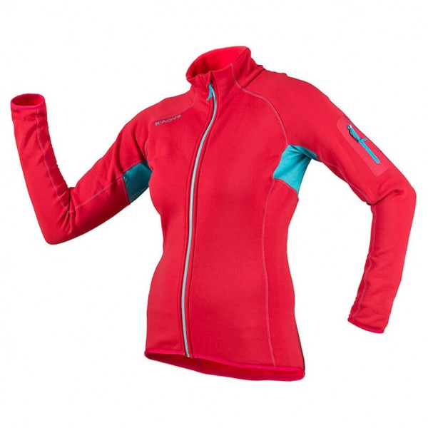 R'adys - Women's R7W Stretchfleece Jacket - Fleecetakki