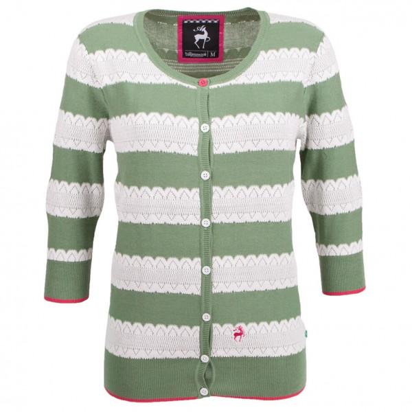 Alprausch - Women's Streifeluisli - Wool jacket