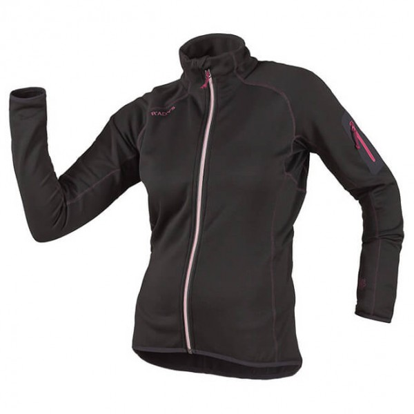 R'adys - Women's R7W Stretchfleece Jacket BL - Fleecejacke