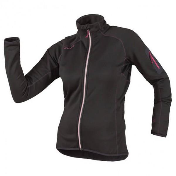 R'adys - Women's R7W Stretchfleece Jacket BL - Veste polaire