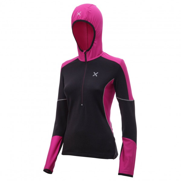 Montura - Women's Dynamic Hoody Anorak - Fleece jacket