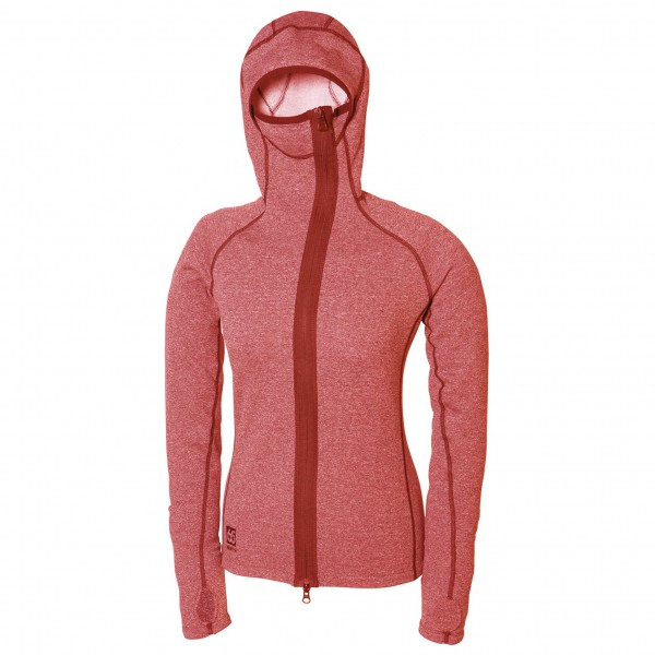 66 North - Women's Vik Heather Hooded - Fleecejack