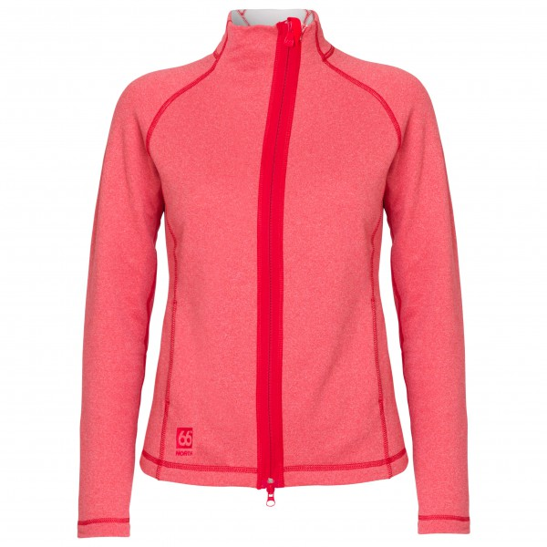 66 North - Women's Vik Heather Jacket - Fleece jacket