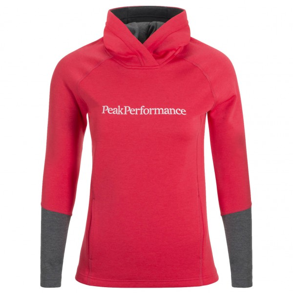Peak Performance - Women's Aim Hood - Fleece pullover