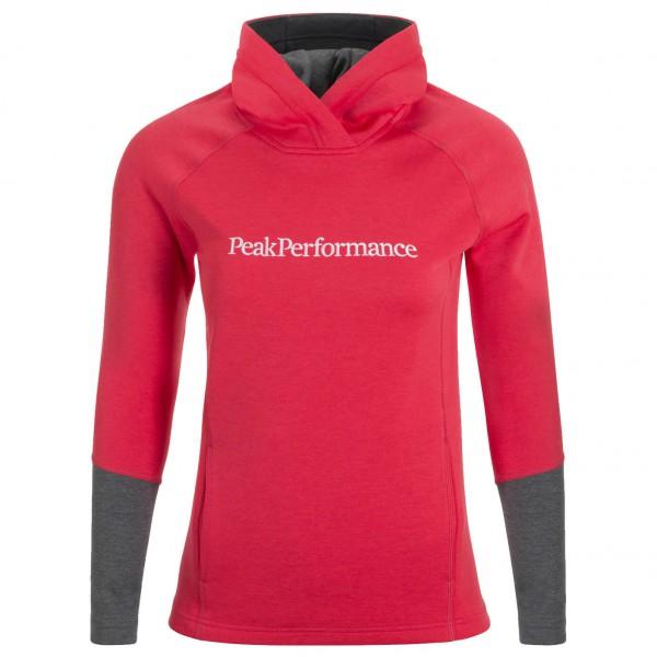 Peak Performance - Women's Aim Hood - Fleecepulloverit