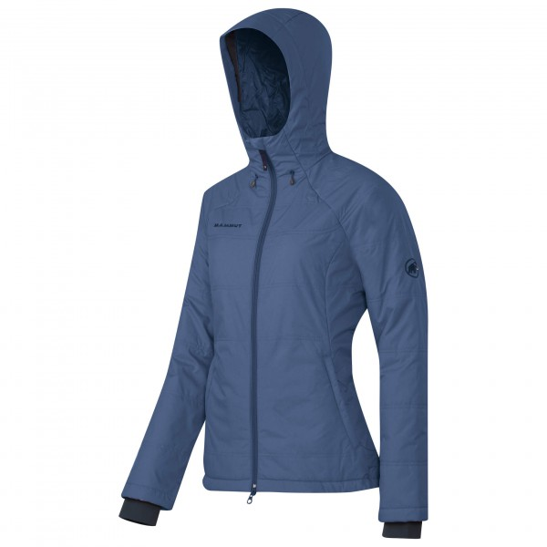 Mammut - Women's Runje IN Hooded Jacket - Wolljacke